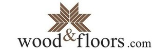 wood and floors logo